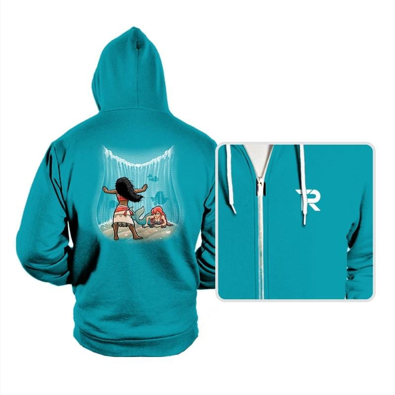 Ocean´s things - Hoodies - Hoodies - RIPT Apparel