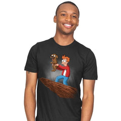 The Waiting King - Mens - T-Shirts - RIPT Apparel