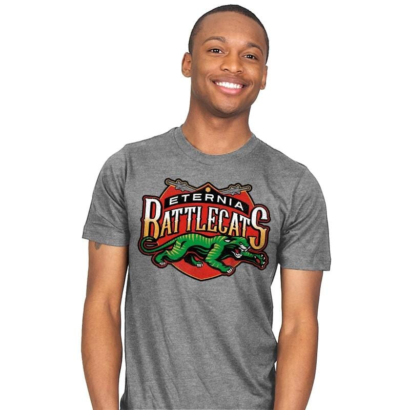 Eternia Battlecats - Mens - T-Shirts - RIPT Apparel