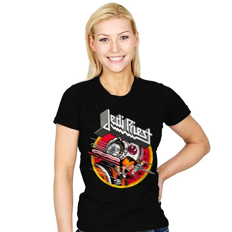 SCREAMING FOR VENGEANCE - Womens - T-Shirts - RIPT Apparel