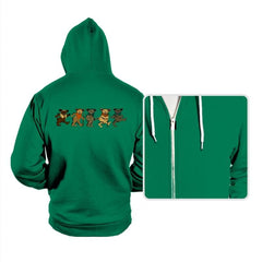 Grateful Woks - Hoodies - Hoodies - RIPT Apparel