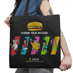 Choose Your Belcher Exclusive - Tote Bag - Tote Bag - RIPT Apparel