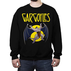 Gargoyles - Crew Neck Sweatshirt - Crew Neck Sweatshirt - RIPT Apparel