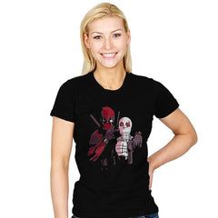 The Killing Pool - Womens - T-Shirts - RIPT Apparel
