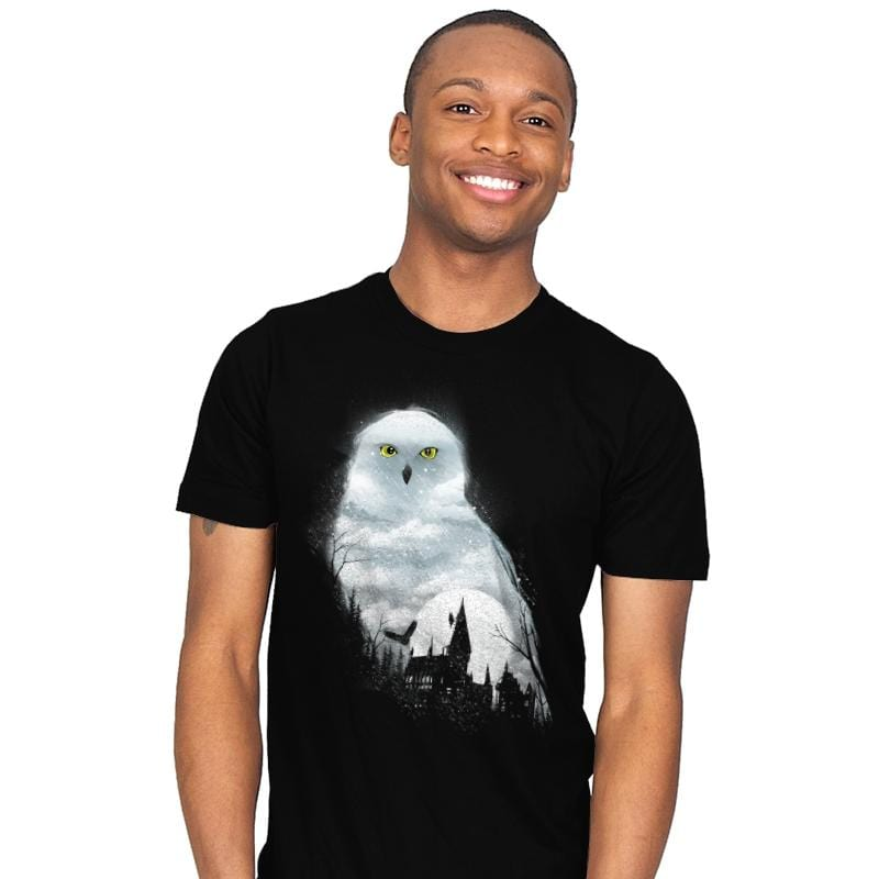 Magical Winter Night - Mens - T-Shirts - RIPT Apparel