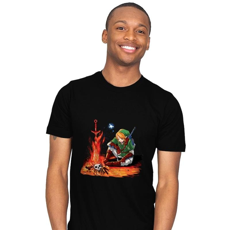 Dark Link - Best Seller - Mens - T-Shirts - RIPT Apparel