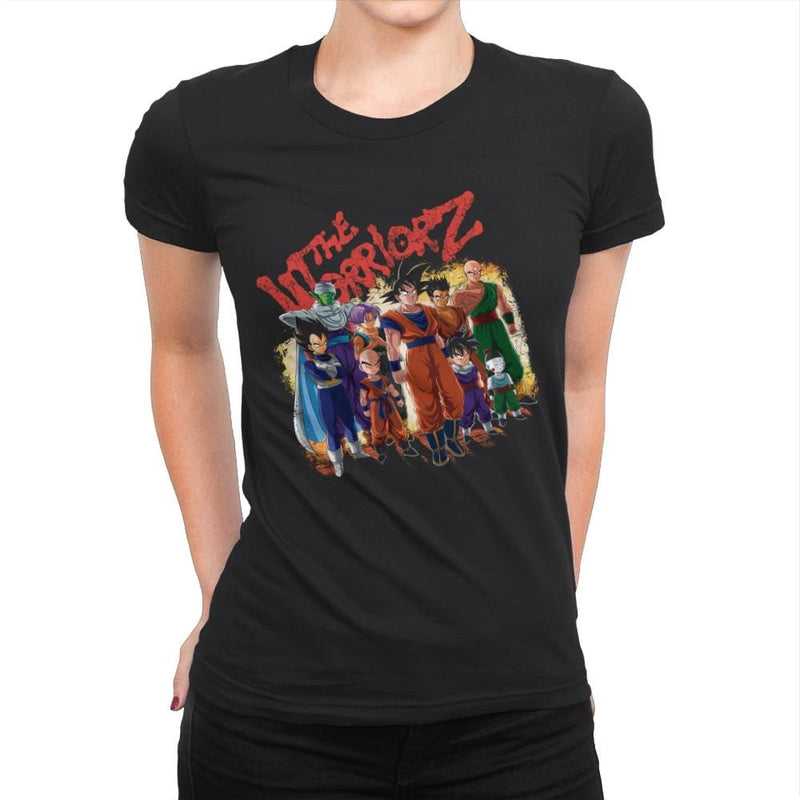 The WarriorZ - Anytime - Womens Premium - T-Shirts - RIPT Apparel