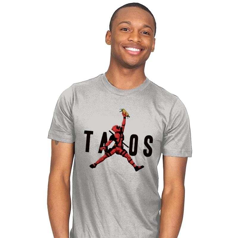 Just Tacos - Mens - T-Shirts - RIPT Apparel
