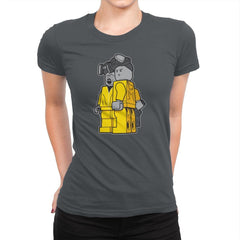 Bricking Bad Exclusive - Brick Tees - Womens Premium - T-Shirts - RIPT Apparel