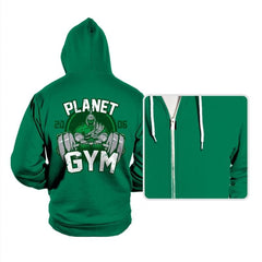 Planet Gym - Hoodies - Hoodies - RIPT Apparel