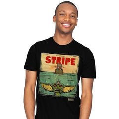 Stripe - Mens - T-Shirts - RIPT Apparel