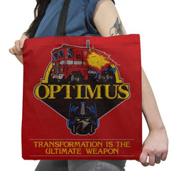 OptiMASK Prime Exclusive - Tote Bag - Tote Bag - RIPT Apparel
