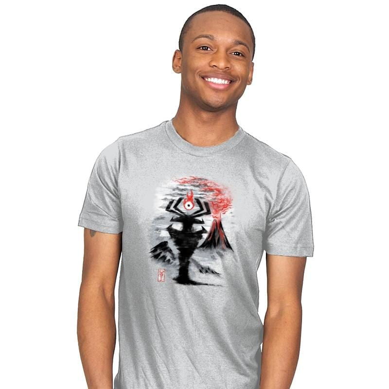 Eye of the Shadow - Mens - T-Shirts - RIPT Apparel