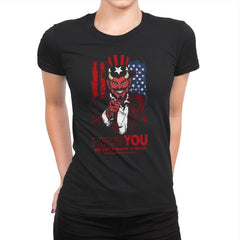 Make a Deal - Womens Premium - T-Shirts - RIPT Apparel