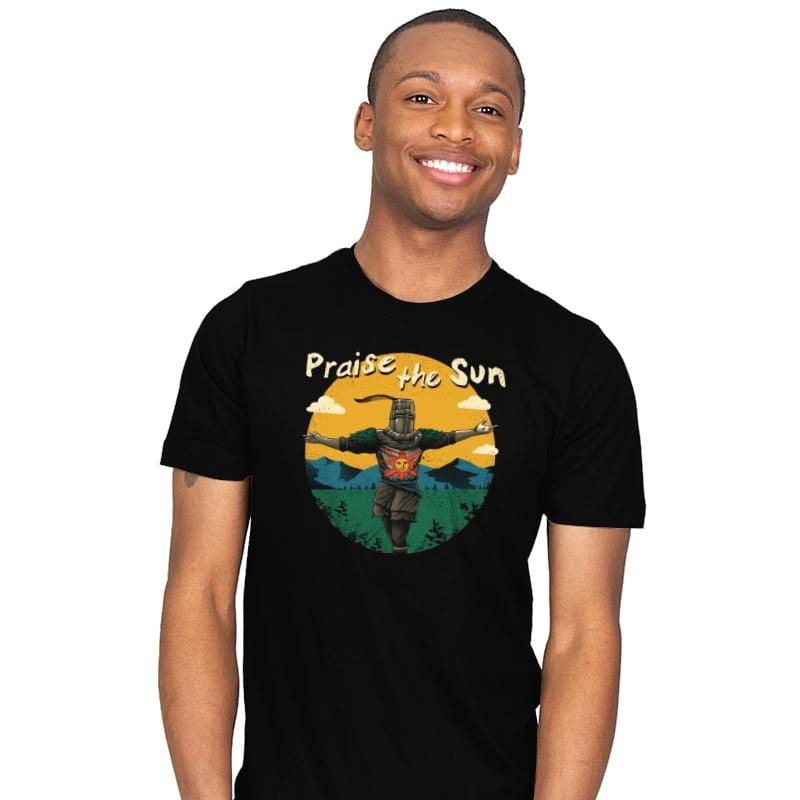 The Sound of Praise - Mens - T-Shirts - RIPT Apparel
