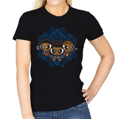 The Pantherpuff Girls Exclusive - Womens - T-Shirts - RIPT Apparel