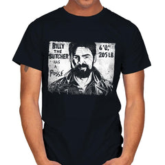 Butcher's Posse - Mens - T-Shirts - RIPT Apparel
