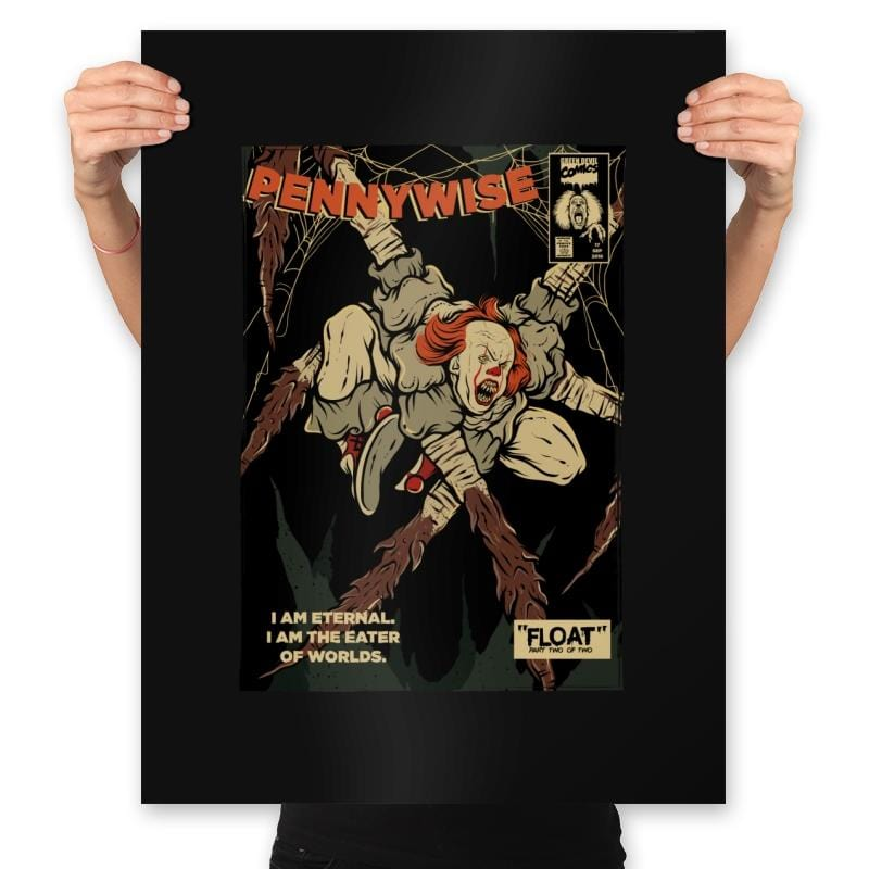 Eater of Worlds - Prints - Posters - RIPT Apparel