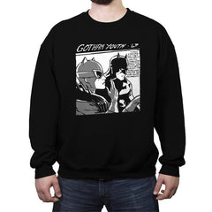 Gotham Youth - Crew Neck Sweatshirt - Crew Neck Sweatshirt - RIPT Apparel