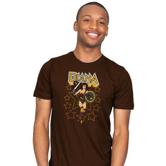 Amazon Princess - Mens - T-Shirts - RIPT Apparel