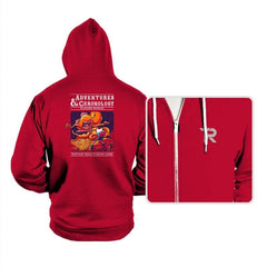 Adventures & Chronology - Hoodies - Hoodies - RIPT Apparel