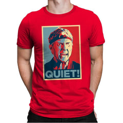 A Quiet Hope - Mens Premium - T-Shirts - RIPT Apparel