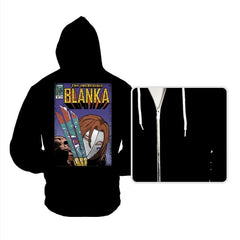 The Incredible Blanka! - Hoodies - Hoodies - RIPT Apparel