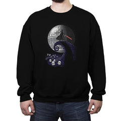The Nightmare Before Empire - Crew Neck Sweatshirt - Crew Neck Sweatshirt - RIPT Apparel