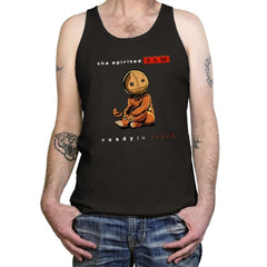 Ready to Trick - Tanktop - Tanktop - RIPT Apparel