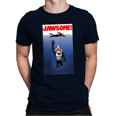 Jawsome Dude - Mens Premium - T-Shirts - RIPT Apparel