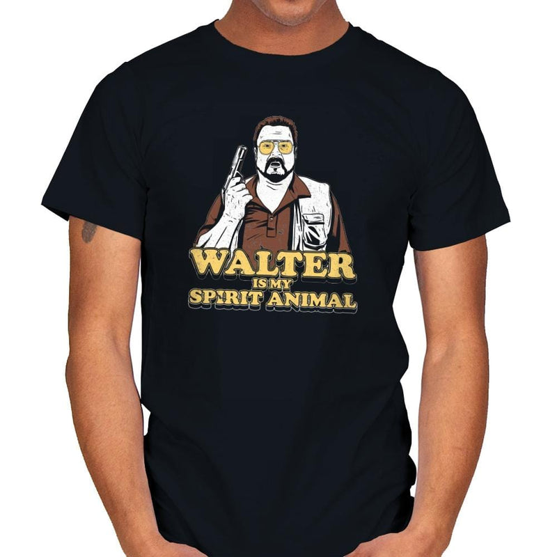 Walter is my Spirit Animal Exclusive - Mens - T-Shirts - RIPT Apparel