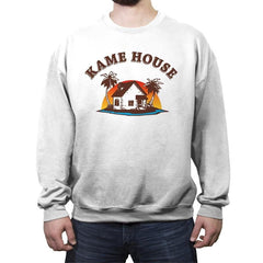 Kame House - Crew Neck Sweatshirt - Crew Neck Sweatshirt - RIPT Apparel