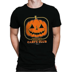 Carve Club - Mens Premium - T-Shirts - RIPT Apparel