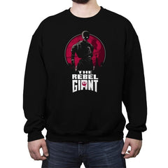 The Rebel Giant - Crew Neck Sweatshirt - Crew Neck Sweatshirt - RIPT Apparel