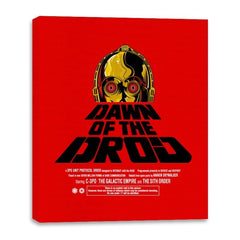 Dawn Of The Droid - Anytime - Canvas Wraps - Canvas Wraps - RIPT Apparel