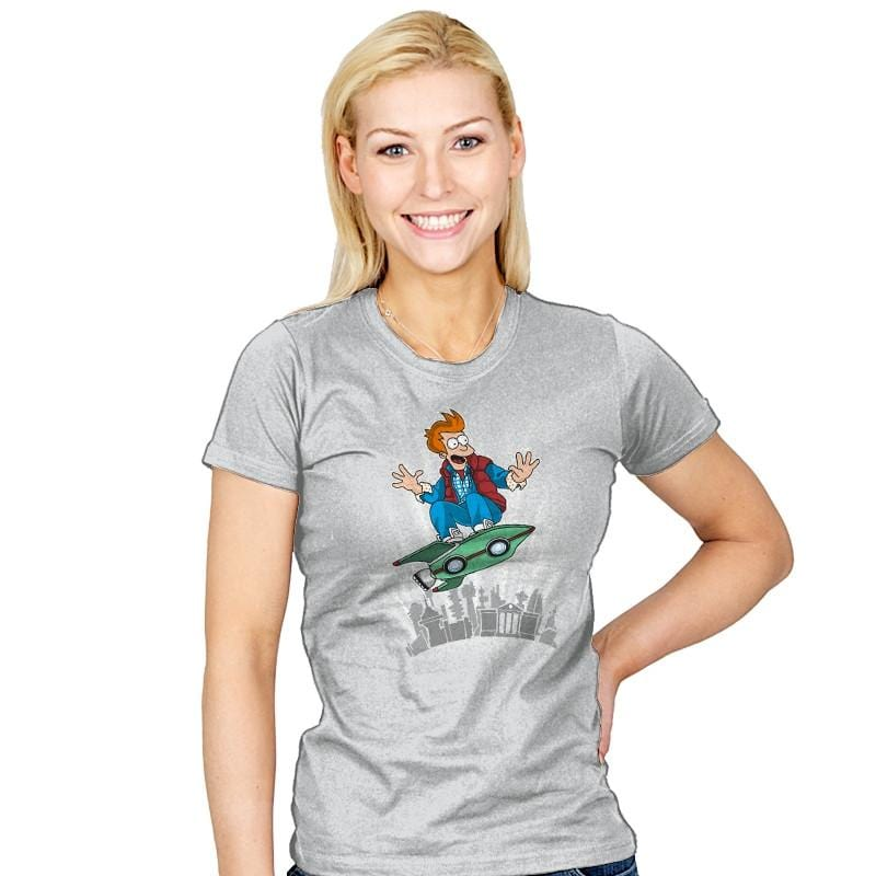 Marty McFry - Womens - T-Shirts - RIPT Apparel
