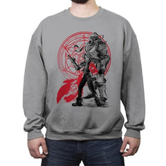 Alchemist Brothers - Crew Neck Sweatshirt - Crew Neck Sweatshirt - RIPT Apparel