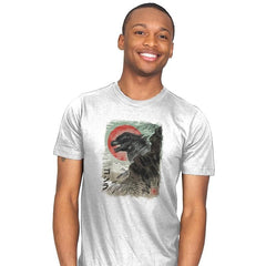 Kaiju-e - Mens - T-Shirts - RIPT Apparel