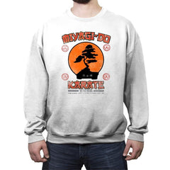 Miyagi do Karate - Crew Neck Sweatshirt - Crew Neck Sweatshirt - RIPT Apparel