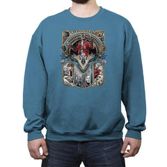 Loser to Legend - Crew Neck Sweatshirt - Crew Neck Sweatshirt - RIPT Apparel
