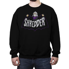 Shred-Man - Crew Neck Sweatshirt - Crew Neck Sweatshirt - RIPT Apparel