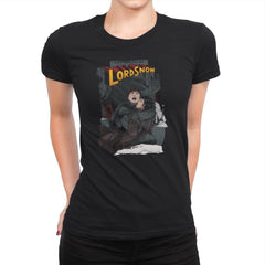 Death of Lord Snow - Game of Shirts - Womens Premium - T-Shirts - RIPT Apparel