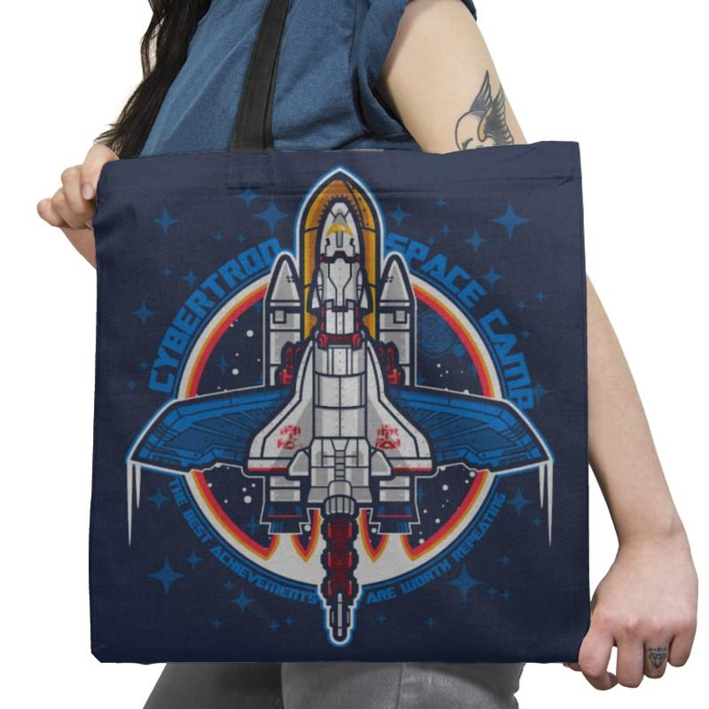 Cybertron Space Camp Exclusive - Tote Bag - Tote Bag - RIPT Apparel