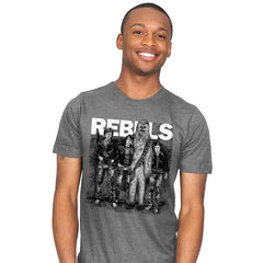 Rebels - Mens - T-Shirts - RIPT Apparel