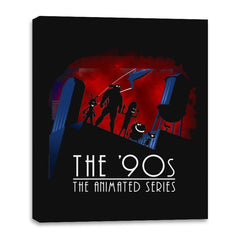 The Animated 90s - Canvas Wraps - Canvas Wraps - RIPT Apparel