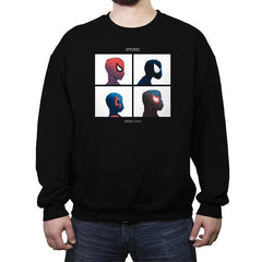 Spidey Dayz Exclusive - Crew Neck Sweatshirt - Crew Neck Sweatshirt - RIPT Apparel