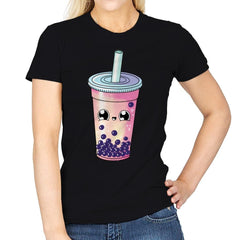 Bubble Tea - Womens - T-Shirts - RIPT Apparel