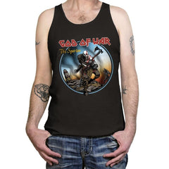 The Spartan - Tanktop - Tanktop - RIPT Apparel