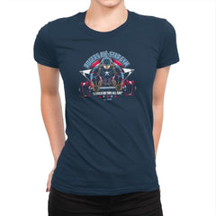 Rogers All-Star Gym Exclusive - Womens Premium - T-Shirts - RIPT Apparel