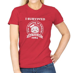 Surviving 1984 - Best Seller - Womens - T-Shirts - RIPT Apparel